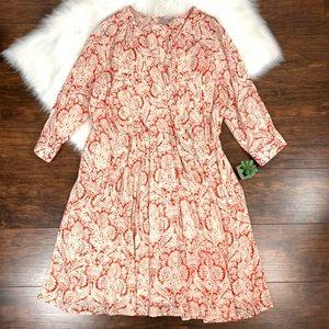 eShakti Dress size 3X / 26W